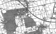 Old Map of Kirk Ella, 1888 - 1908