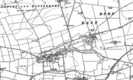 Old Map of Kirkburn, 1890 - 1891