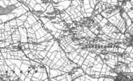 Old Map of Kirkhamgate, 1890 - 1892