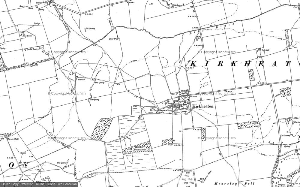 Kirkheaton, 1895