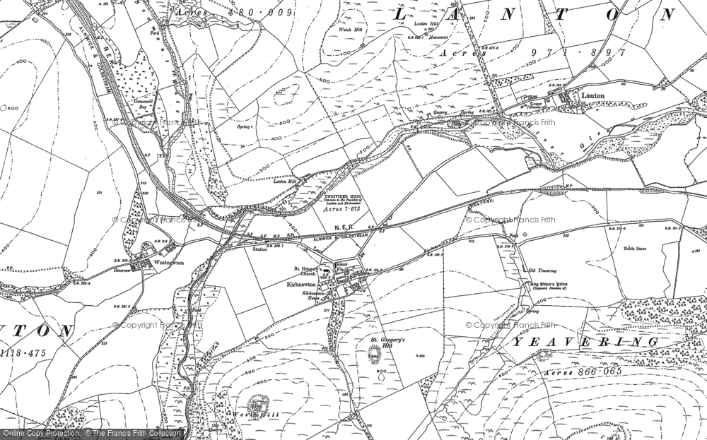 Kirknewton, 1896