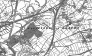 Old Map of Kirkthorpe, 1890