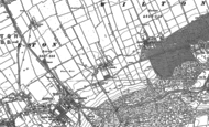 Old Map of Lackenby, 1893 - 1913