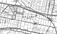 Old Map of Langholme, 1898 - 1905