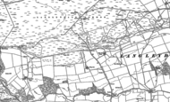 Old Map of Langleydale, 1896