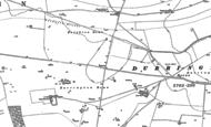 Old Map of Larkhill, 1899