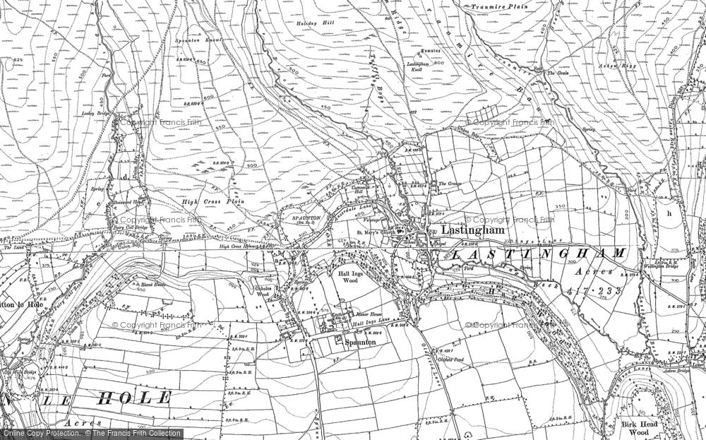 Lastingham, 1892