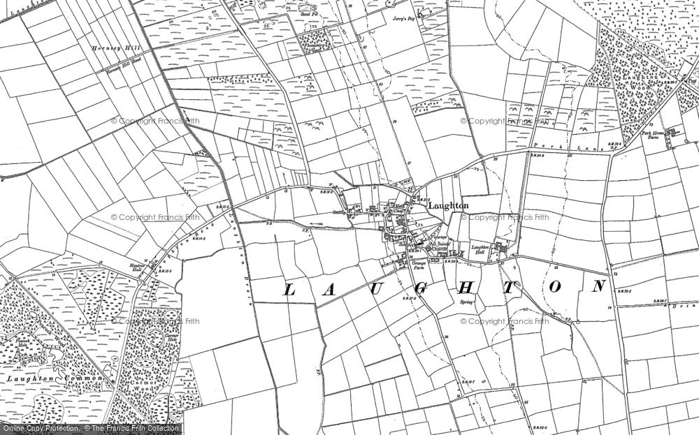 Laughton, 1885