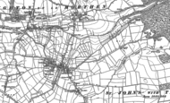 Laughton en le Morthen, 1890 - 1901