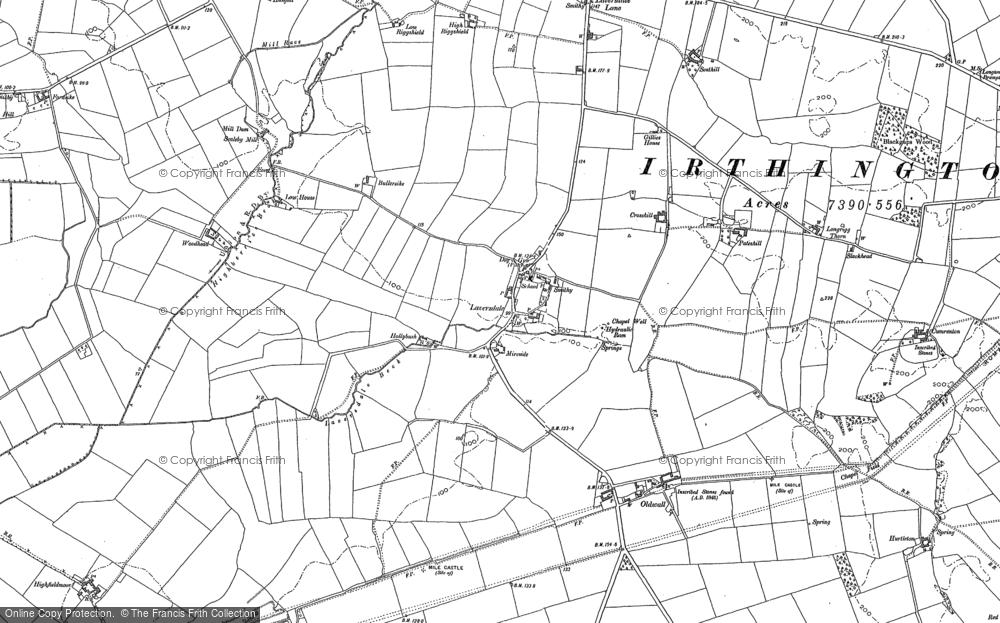 Laversdale, 1899