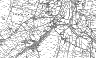 Old Map of Leadgate, 1898