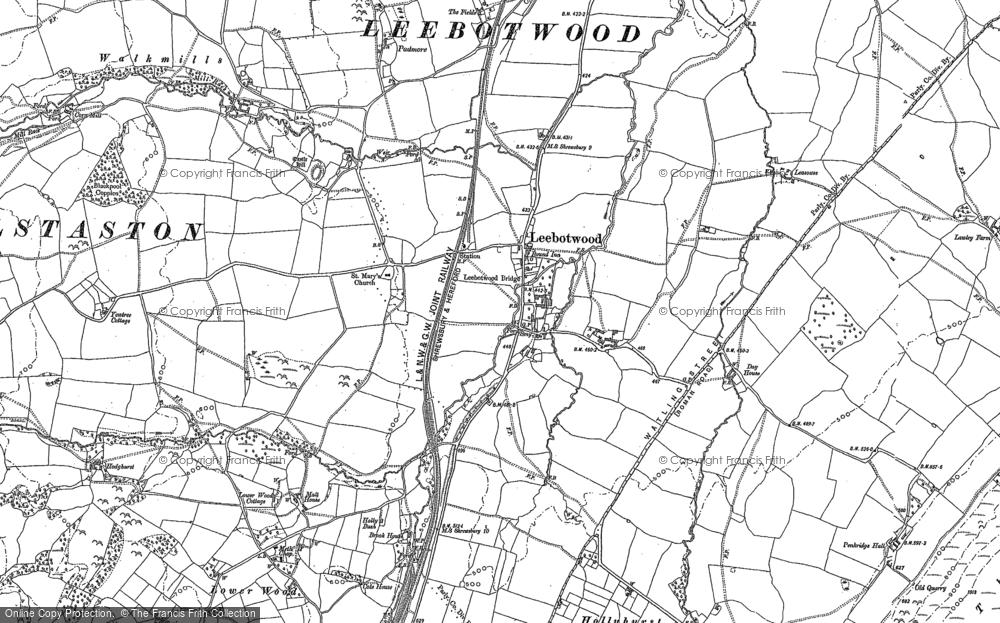 Leebotwood, 1882