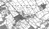 Old Map of Legbourne, 1886 - 1888