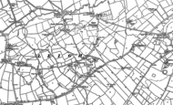 Old Map of Leigh, 1898 - 1920