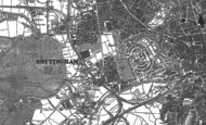 Old Map of Lenton, 1881