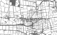 Old Map of Leven, 1850 - 1892