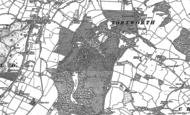 Old Map of Leyhill, 1880 - 1881