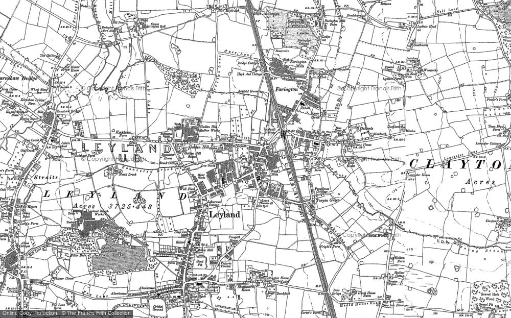 Leyland, 1893