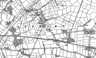 Old Map of Lidget, 1891 - 1901