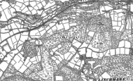Old Map of Linchmere, 1910