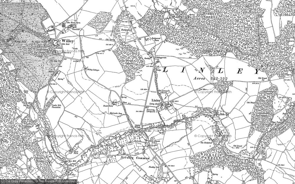 Linley, 1882
