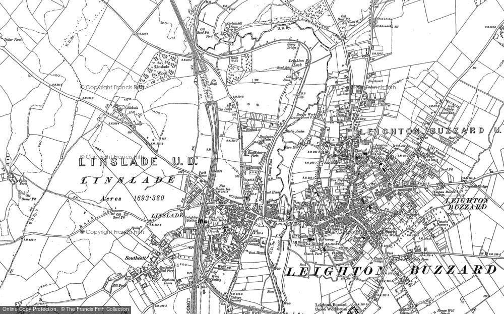 Linslade, 1900