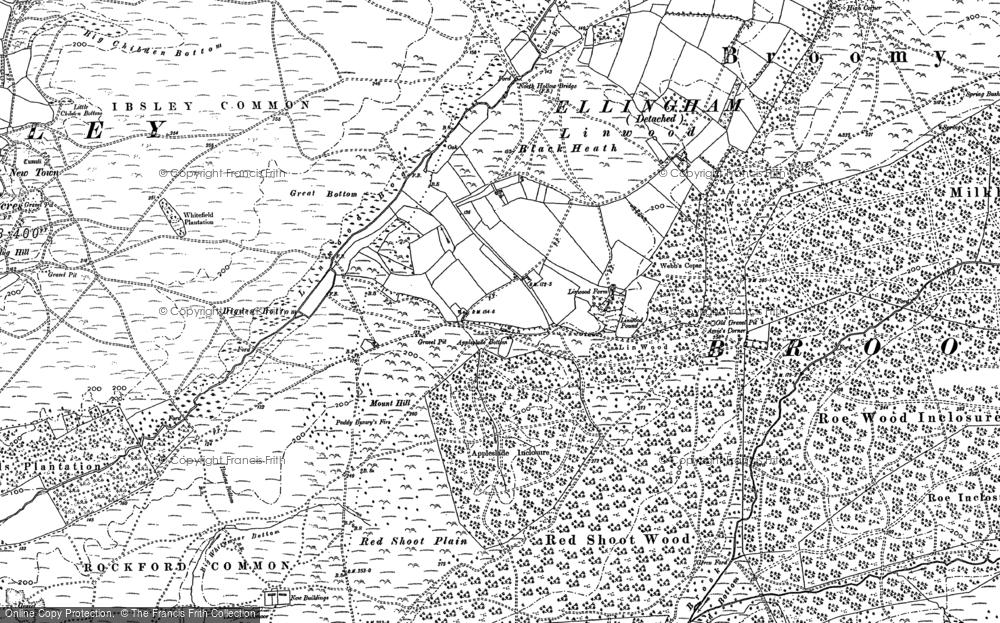 Linwood, 1895 - 1908
