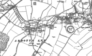Old Map of Little Ann, 1894