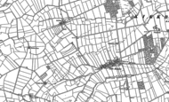 Old Map of Little Bampton, 1890 - 1899