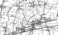 Old Map of Little Heath, 1895