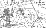 Old Map of Littleton, 1895