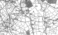 Old Map of Littlewood Green, 1885 - 1903