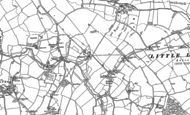 Old Map of Littley Green, 1895