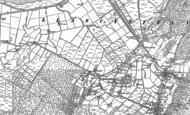 Old Map of Llancynfelyn, 1900 - 1904