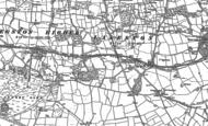 Old Map of Llangewydd, 1897 - 1913