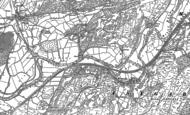 Old Map of Llugwy, 1900 - 1901
