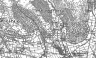 Old Map of Llwyn-du, 1899 - 1903