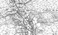 Llwyn-on Village, 1884
