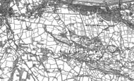 Old Map of Llysfaen, 1911