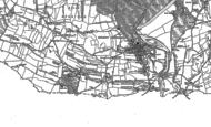 Old Map of Low Biggins, 1897 - 1910