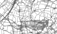 Old Map of Lower Lodge Fm, 1899