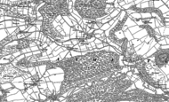 Old Map of Lower Lye, 1902