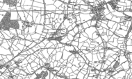 Old Map of Lower Stone, 1879 - 1882