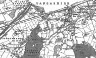 Old Map of Lower Walton, 1905 - 1908