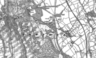 Old Map of Lowther, 1897 - 1913