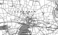 Old Map of Lubenham, 1899 - 1902