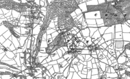 Old Map of Lucton, 1885 - 1902