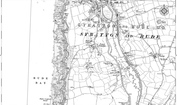 Old Map of Lynstone, 1905
