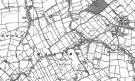 Old Map of Maltby, 1913