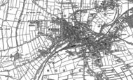 Old Map of Malton, 1888 - 1890